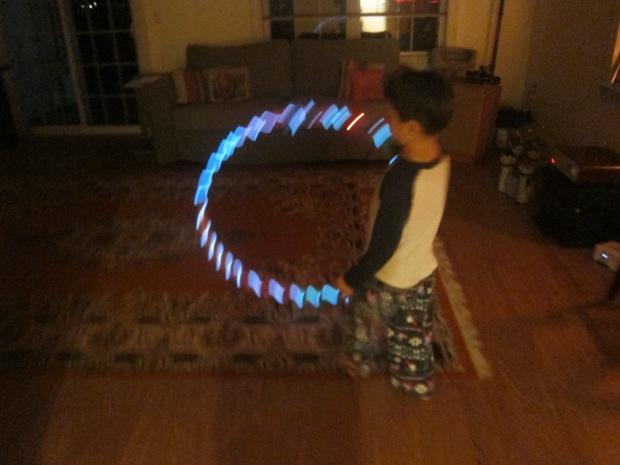 Glowing Hula Hoop (4)