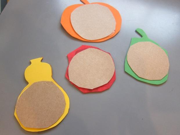 Harvest Coasters (5)