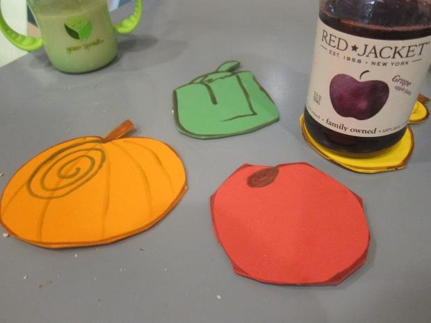 Harvest Coasters (7)