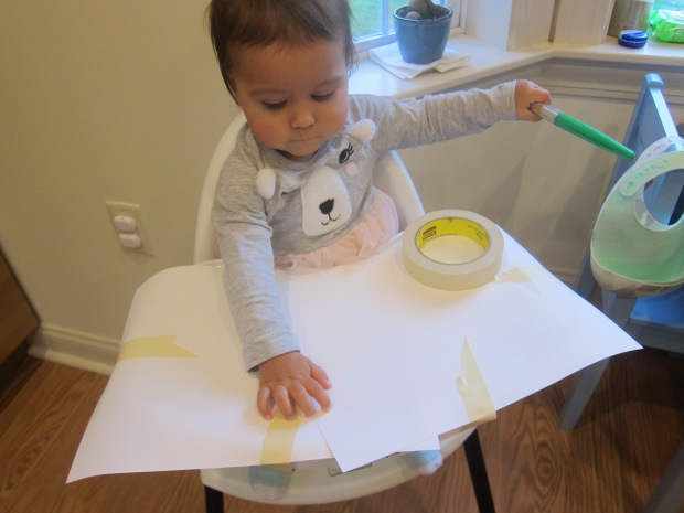 High Chair Painting (1)