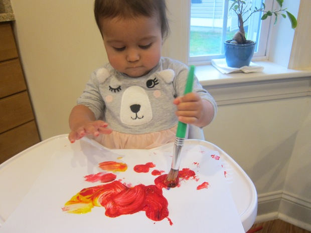 High Chair Painting (3)