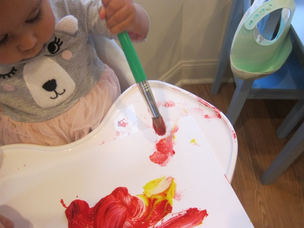 High Chair Painting (7)