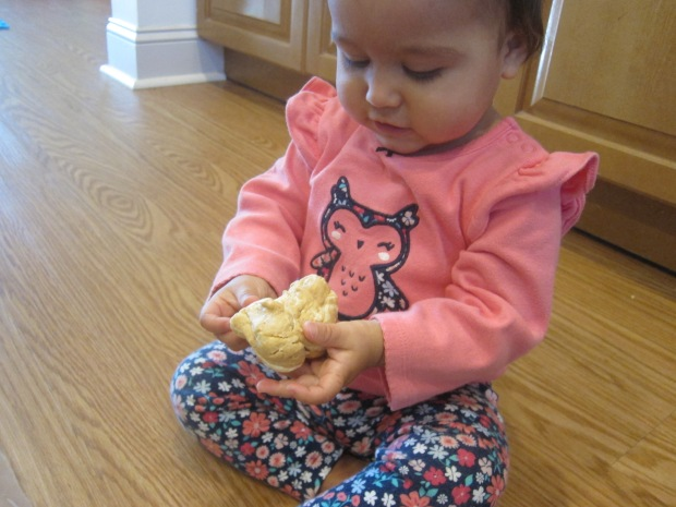 Peanut Butter Play Dough (3)
