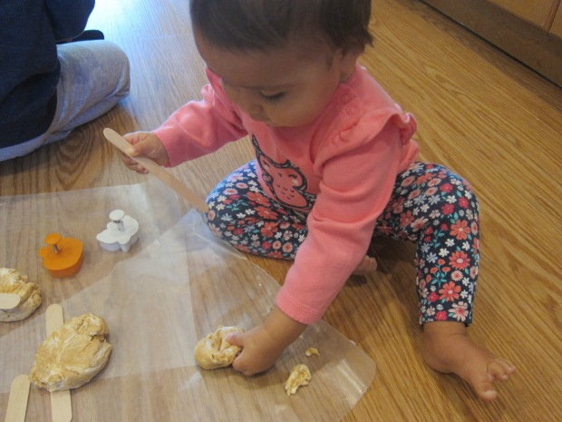 Peanut Butter Play Dough (4)