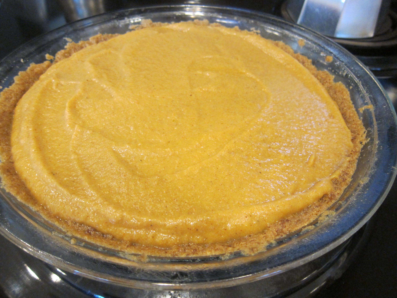 Pumpkin Pie (2)