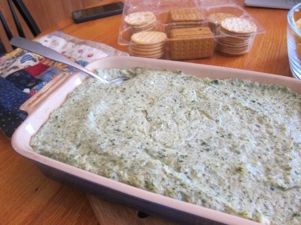 Spinach Artichoke Dip (2)
