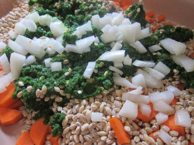Veg Barley Casserole (2)