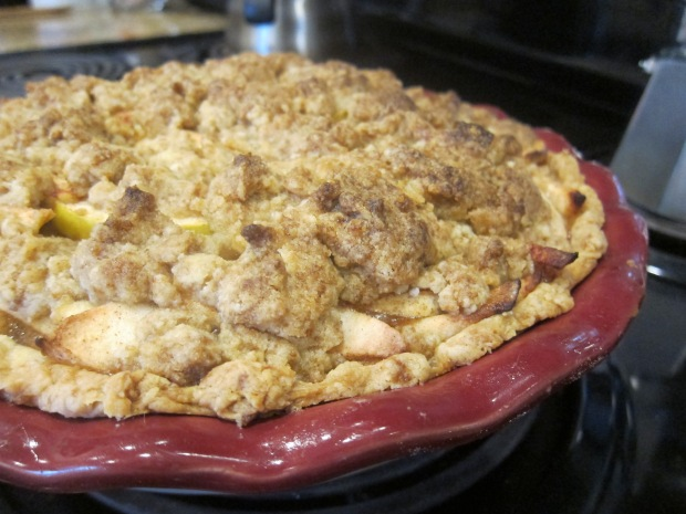 Apple Crumb Pie (1)