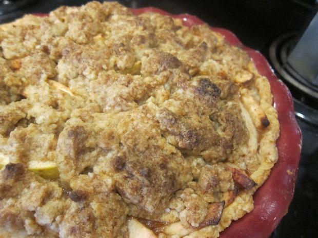 Apple Crumb Pie (2)