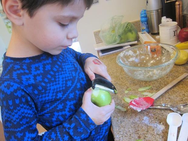 Apple Crumb Pie (5)