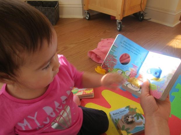 Finger Puppet Book (3)