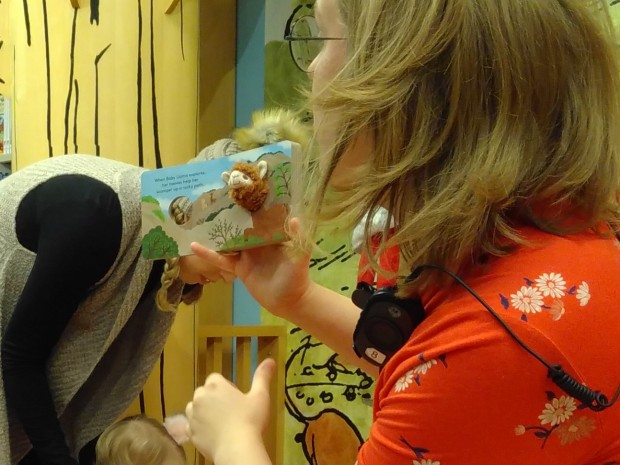 Finger Puppet Book (5)