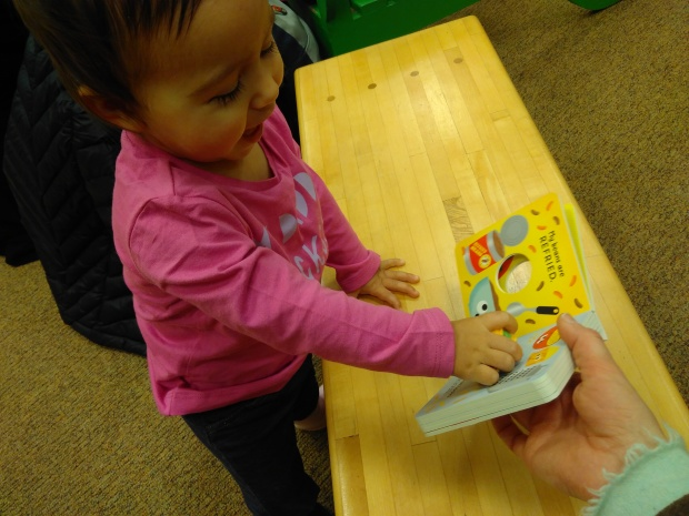 Finger Puppet Book (6)