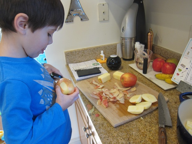 Homemade Applesauce (1)