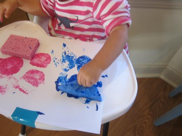 Paint with Sponge (3)