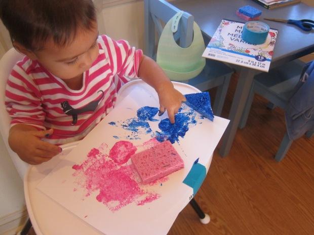 Paint with Sponge (4)