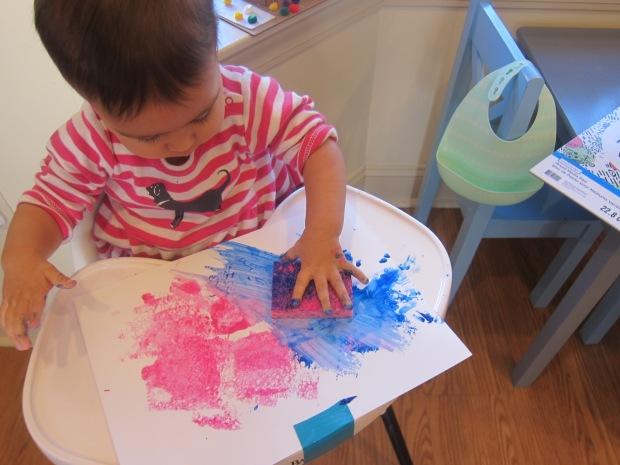 Paint with Sponge (5)