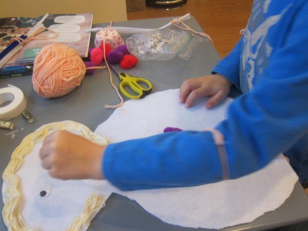 Snowman Craft Challenge (1)