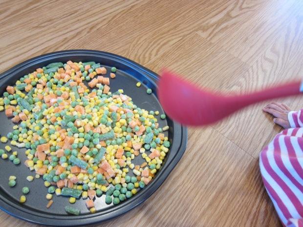 Edible Frozen Veggies (2)