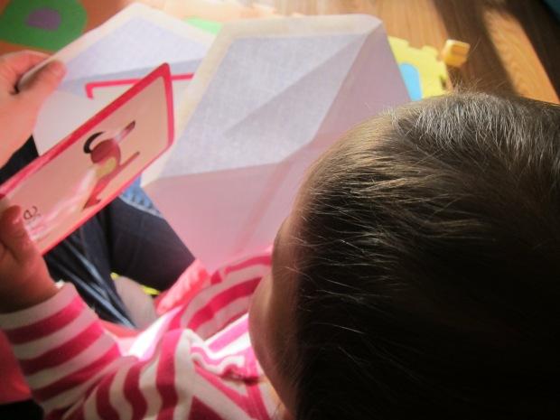 Flashcard Envelopes (3)