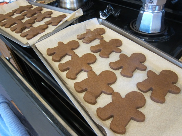 Gingerbread Cookies (4)