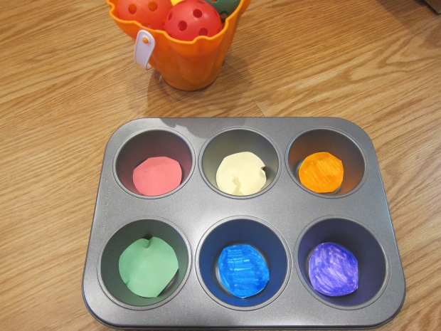 Matching Muffin Tin (1)