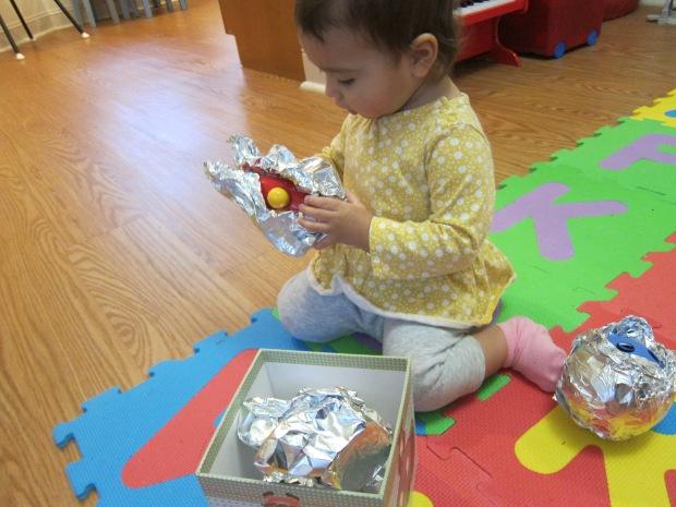 Toys in Tin Foil (5)
