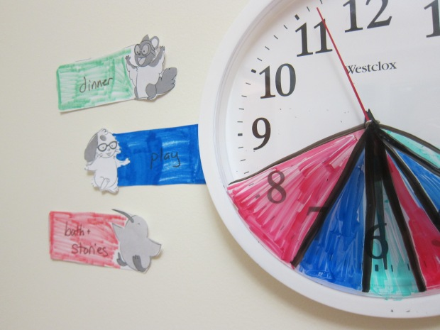 After School Clock (5)