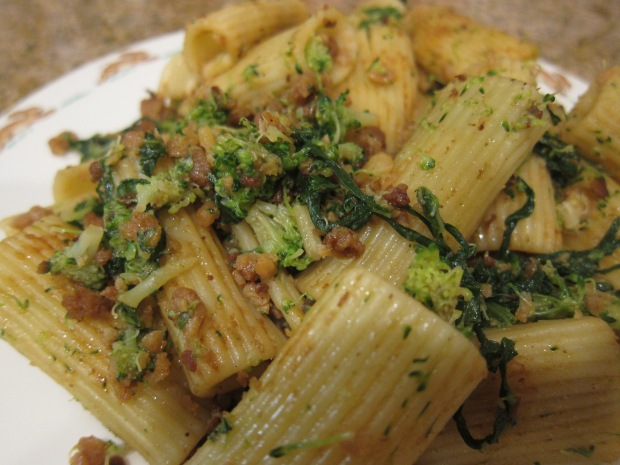 Broccoli Rigatoni a