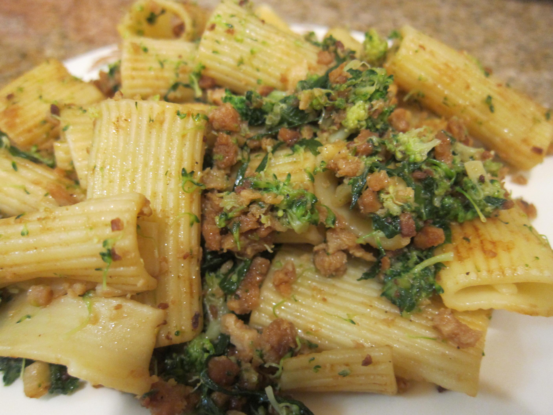 Broccoli Rigatoni b