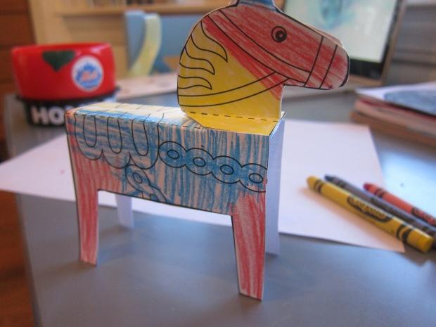 Dala Horse (4)