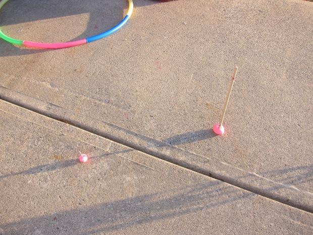 DIY Sundial (2)