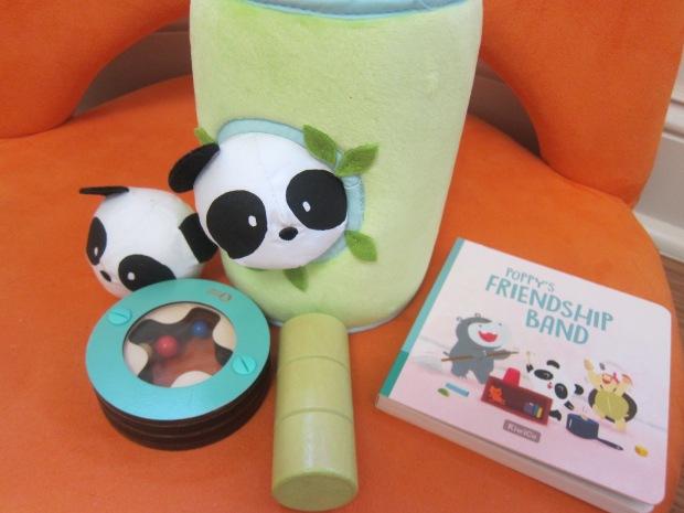 Panda Listen var