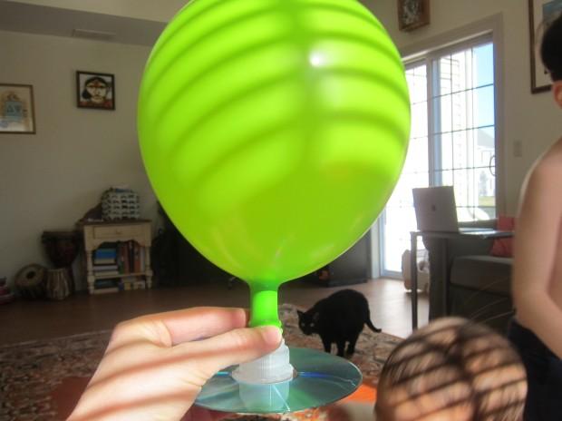 Balloon Hovercraft (3)
