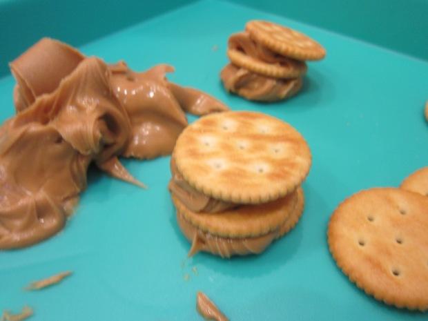 Peanut Butter Sculpture (3)