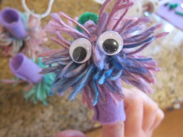 Pompom Puppets (4)