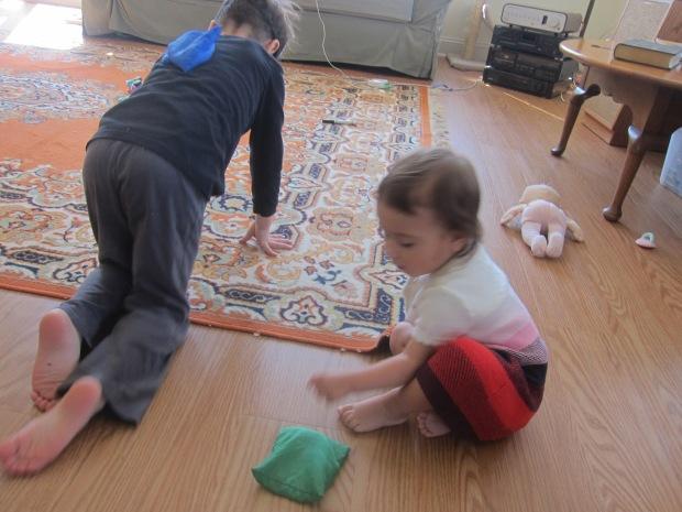 Beanbag Crawl (2)