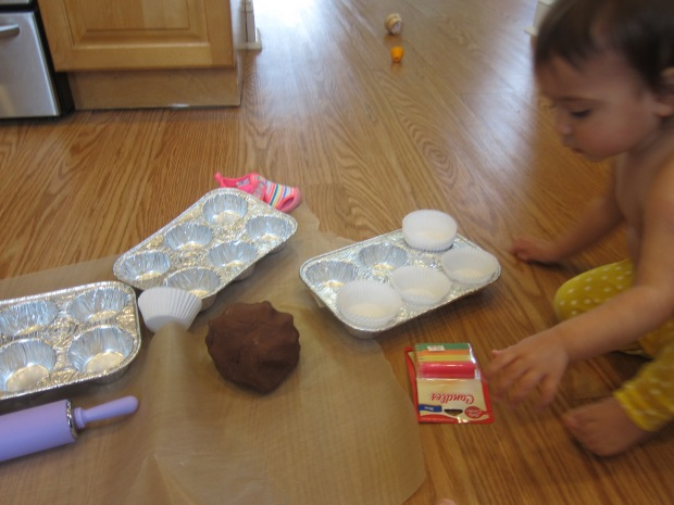 Chocolate Playdough (2)