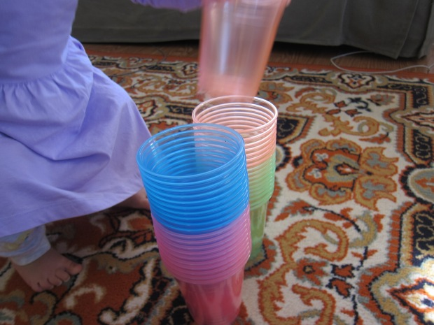 Colored Stacking Cups (1)