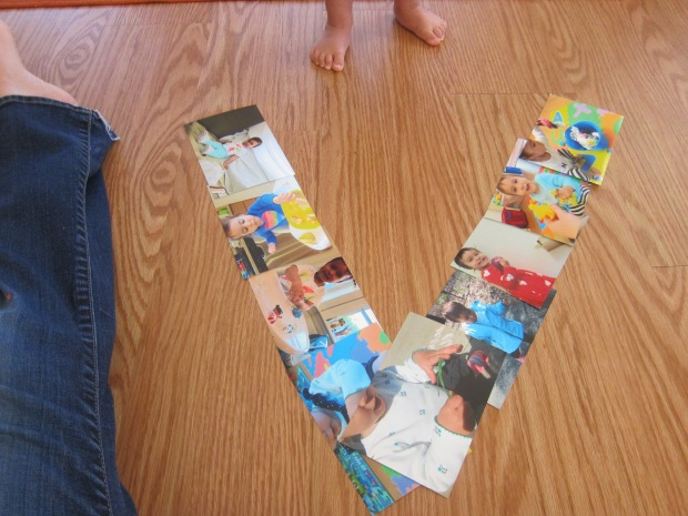 First Letter Name Collage (6)