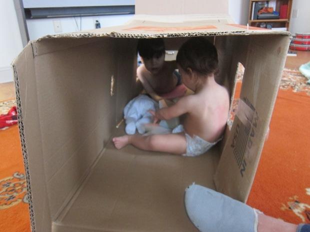 Living Room Maze (11)