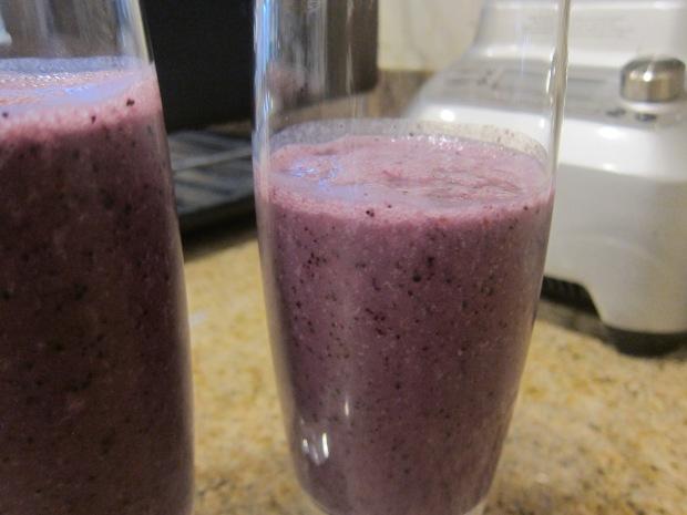 Strawberry Blueberry Smoothie (1)