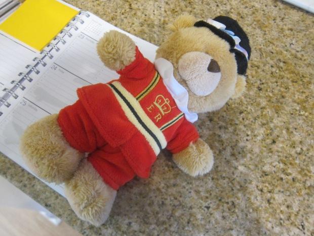 Where's Teddy (1)