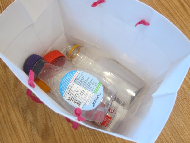 Bottles and Lids (4)