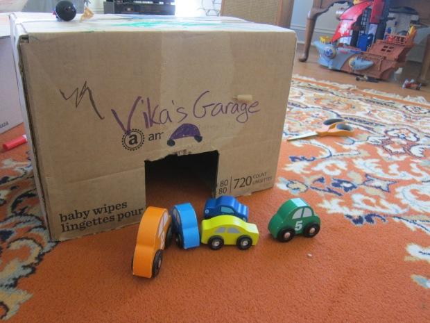 Box is a Box (e)