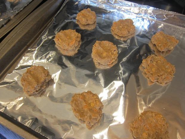 Carrot Cake Cookies (2)