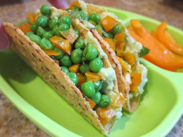 Crunchy Pea Tacos (2)