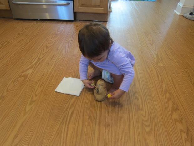 Homemade Potato Man (6)