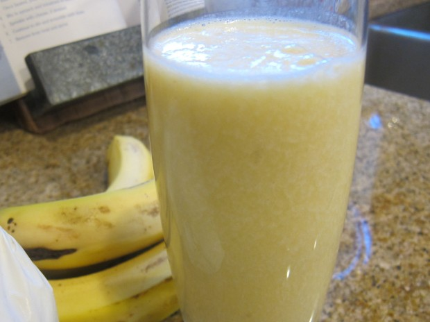 Orange Pineapple Smoothie (1)