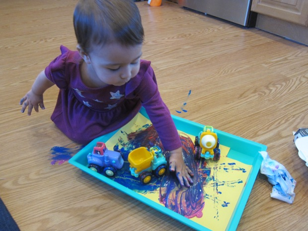 Painting with Trucks (3)